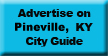Advertise on Pineville Kentucky.com